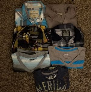 Men shirts lot